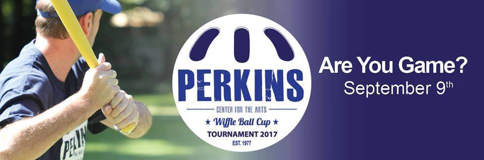 Perkins Center for the Arts, 5th Annual Wiffle Ball CupMoorestown